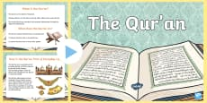 The Quran Lesson Teaching Pack