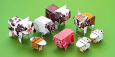 Enkl 3D Animal Models