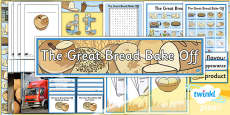 PlanIt - D&T LKS2 - The Great Bread Bake Off Unit: Additional Resources