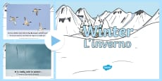 Winter Information PowerPoint English/Italian