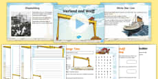 Titanic Harland and Wolff Resource Pack
