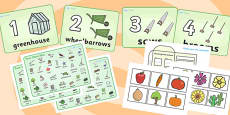 Story Sack Resource Pack to Support Teaching on Percy the Park Keeper