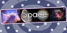 Australia - Space Photo Display Banner