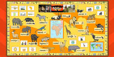 Ready Made Africa Display Pack