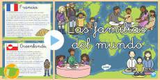 Presentación: Las familias por el mundo