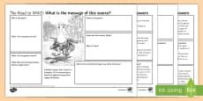 Re-militarisation of the Rhineland Source Analysis Activity Sheet