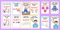 Solving Maths Problems Strategy Cards