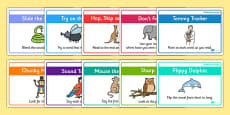 Guided Reading Strategy Cards