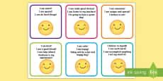 Mindfulness Mantra Cards