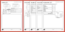 Student Led Practice Sheet Budget at Home Bills Bills Bills GCSE Grades 4-5