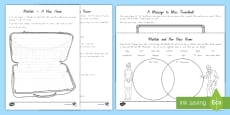 Years 3 and 4 Chapter Chat  Activity Pack to Support Teaching on Matilda, Chapters 18 - 21