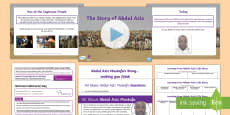 Holocaust Memorial Day Learning From a Story Lesson Pack Two