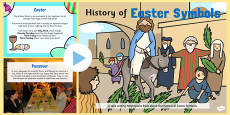 All About Easter Symbols PowerPoint