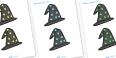 Editable Wizards' Hats