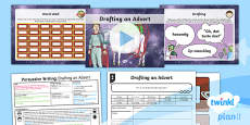 PlanIt Y3 Space: To Support Teaching on The King of Space Lesson Pack Persuasive Writing (3)