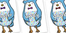 Next 200 Common Words on Owl