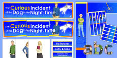 The Curious Incident of the Dog in the Night-Time Display Pack