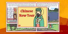 Chinese New Year Story