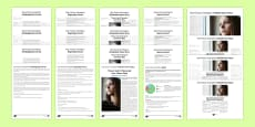 Non-Fiction Texts Exemplars Resource Pack
