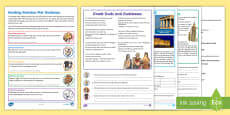 Year 5 Reading Revision Activity Mat Pack 4