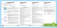 KS2 Anti-Bullying Assembly Script