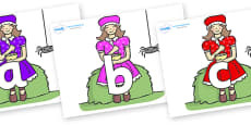 Phoneme Set on Little Miss Muffet