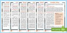 Christopher Columbus Explorer Differentiated Fact File Romanian Translation