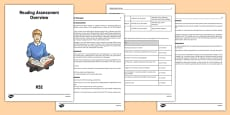Reading Assessment Overview KS2