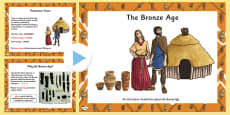 Introduction to the Bronze Age PowerPoint