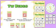 TW Spinner Bingo
