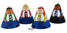 Numbered Cone Footballers 1-30