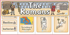 The Romans Display Pack