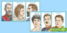 Familia regala a Romaniei Planșe