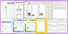 Top 10 EYFS Transition Resource Pack
