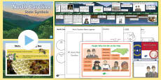 North Carolina Social Studies Grade 3-5 Resource Pack
