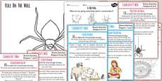 Charlotte's Web Inspired Drama Activities Teaching Pack