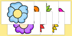 Flower Cut Outs