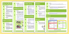 How Can I Help My Child With Maths in KS2? Information Sheets