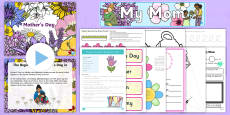 Mother's Day Early Childhood Resource Pack