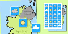 Ireland Weather Forecasting Role Play Pack