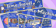 Time Machine Role Play Pack