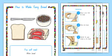 Fairy Bread Recipe