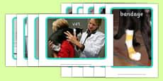 Vet's Surgery Display Photos