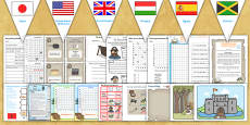 KS2 Pirates Lesson Plan Ideas and Resources Pack