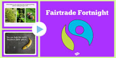 All About Fairtrade Fortnight PowerPoint