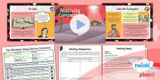 PlanIt - RE Year 6 - The Christmas Story Lesson 3: Nativity Comparison Lesson Pack