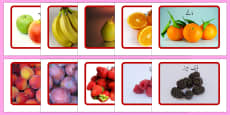 Fruit Flashcards Urdu
