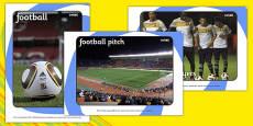 The Olympics Football Display Photos