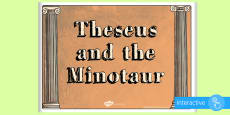 Theseus and the Minotaur eBook