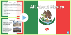 All About Mexico PowerPoint